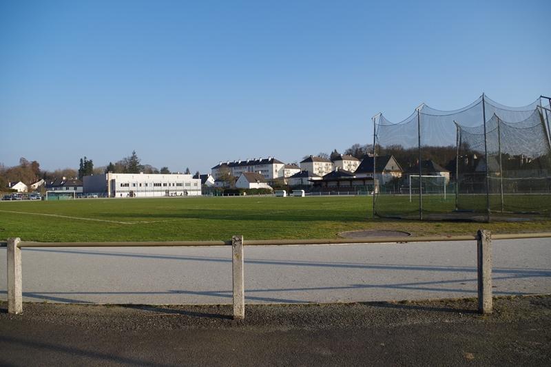 Stade des promenades