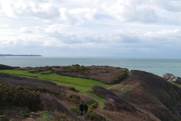 Cancale - La côte près de la Pointe du Grouin